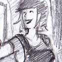 Dis donc, ce sont mes premiers fanarts de NAT ! :)   Pour ceux qui ne connaissent pas NAT, il est grand temps de vous mettre à la page :  http://bd-nat.webcomics.fr/ !!!  ;)