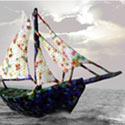 Je continue a trifouiller mes perles hama avec en tête que touuut mes rêves de sculpture sont possible. J'me suis ainsi attelé sur ce ptit bateau (de 20cm de long) et sur un ptit drakkar qui verra bientôt le jour.